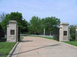 Keokuk National Cemetery.