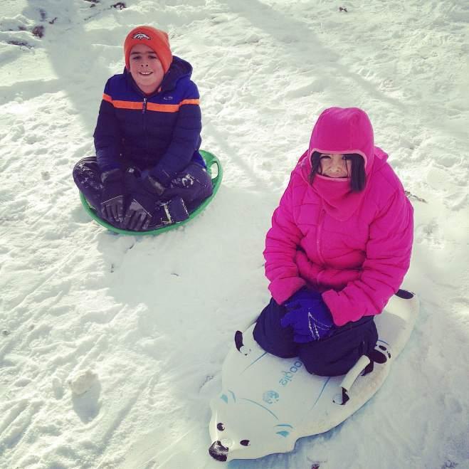 Neighborhood sledding in Mount Vernon! http://www.visitmvl.com/