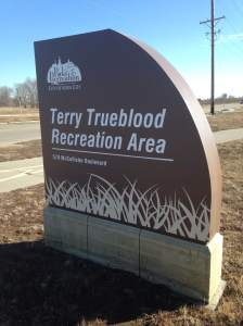 A great addition to Iowa City Parks and Recreation. In Iowa City, IA.