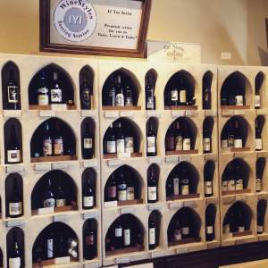 Wine Styles has you covered with some of the best wine in the world from wall to wall. They make it easy for the aficionados and the up and coming enthusiasts of the area.  https://twitter.com/WineStyles_IRL