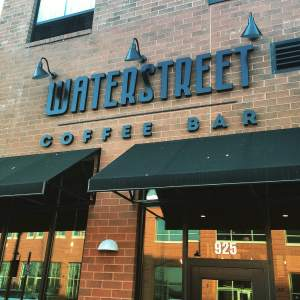 Waterstreet Coffee Bar is becoming one of the areas most popular places to stop for Joe. And they're going to have plenty of fuel awaiting the RAGBRAI loyals. http://waterstreetcoffeebar.com/