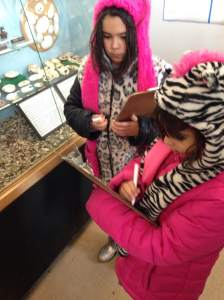LeClaire's Buffalo Bill Museum supplies kids with some challenging scavenger hunts. A perfect activity for everyone.