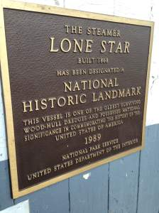 LeClaire is fortunate to have this amazing piece of Mississippi River history.