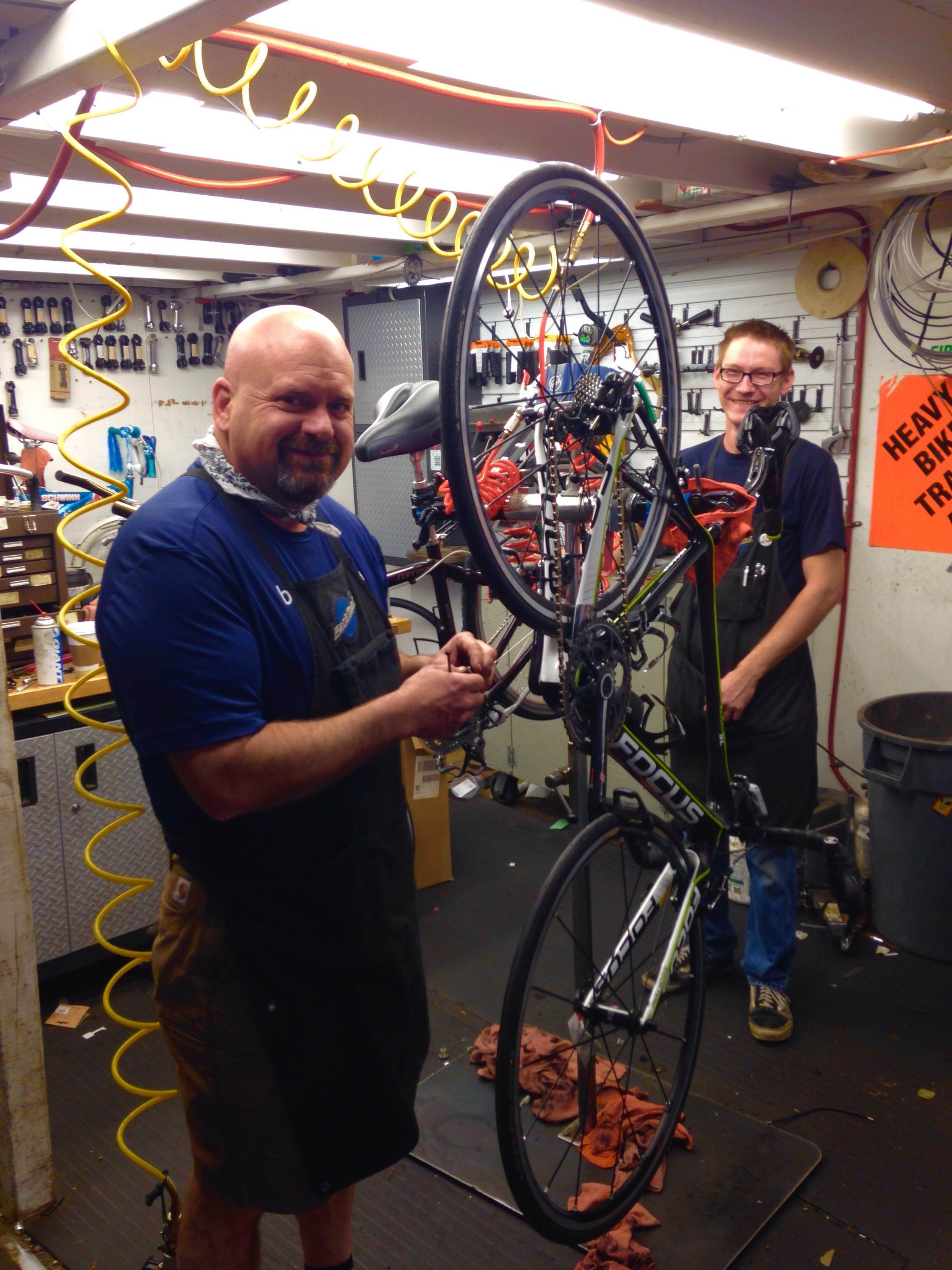 Bikes To You Grinnell Iowa the Grinnell Bikes To You