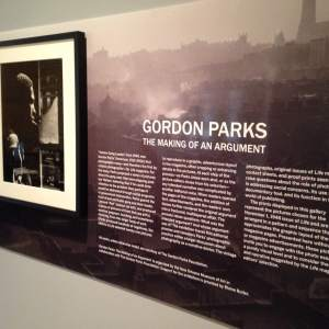 An intro to the display of some of our country's most important portfolios of African-American photography. Bucksbaum Center at Grinnell College.