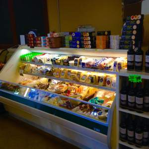 McNally's has the power of cheese! An impressive spread of local cheesy delights and from around the world.