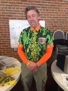 Meet Dixon J. Novy. Charter Service Director for the Quad Cities Bicycle Club. http://quadcitiesbicycleclub.org/