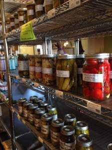 Just some of the great varieties of locally grown items at the QC Food Hub. http://www.qcfoodhub.com/