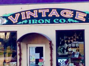 Vintage Iron Co. is