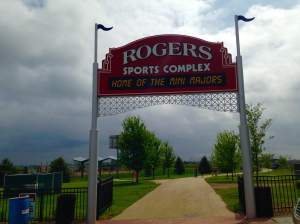 Fort Dodge has a long history of supporting athletics along with hosting the Iowa High School State Softball Tournament every year. Which will be happening during the RAGBRAI festivities. That tourney and dozens more along with soccer and baseball are held at the state of the art Rogers Sports Complex. Pay attention riders! You just may have your local team swing'n for the fences while you're in town! http://www.fortdodgeiowa.org/department/division.php?fDD=12-90
