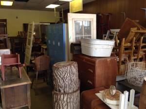 The showroom on the right. What is this stuff. You've found the treasure. Now what to with it? Well......