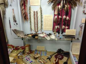 The Fort Museum also has some great displays of local Native American artifacts and some from abroad.
