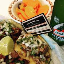 Those are the real deal. When we say authentic we mean it. And so does La Juanita's!
