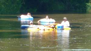 Here's one for the family photo album. The five of us together on the finest Hardin County cruise we could ask for. https://www.facebook.com/RocknRowAdventuresIowaRiverTubing?fref=ts