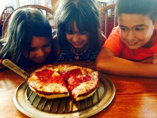 Detroit style deep-dish.... Team Goodvin approved!