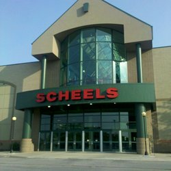 Located at Coral Ridge Mall in Coralville, IA. Scheels is a proud outfitter, supplier of a ginormous selection of sporting goods, and employer of Jon Teig! http://www.scheels.com/shop/en/scheels-catalog