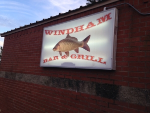 Right off of Black Diamond Road is Windham Bar & Grill. Another fun rural Johnson County destination! https://www.facebook.com/windhambarandgrill?fref=ts