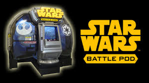 Where can you find the only Star Wars Battle Pod in the state of Iowa? At Fort Frenzy in Fort Dodge! Weekend officially complete. But, we still had more plans.