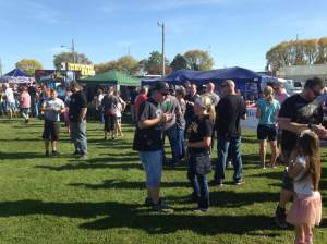 Yep! It got crowded. Just the way The Fort Dodge Chili Lovers Society likes it!