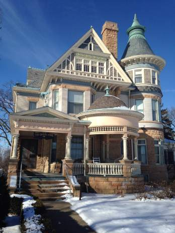 Queen Anne Bed and Breakfast in Keokuk
