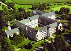 Peosta's New Melleray Abbey