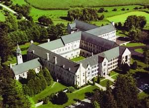 Peosta's New Melleray Abbey
