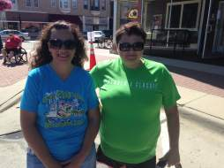 The Washington welcoming party never let up during the whole weekend. Team Goodvin was introduced to Denise and Angie right away, two hard workers that are helping to get Washington prepped for RAGBRAI and will be seen all over town on their big day on July 29th.