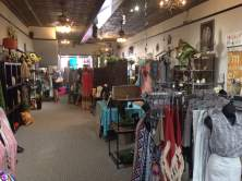 Jaz It Up has a great showroom of clothes, gifts, and a crew ready to get you looking fabulous!