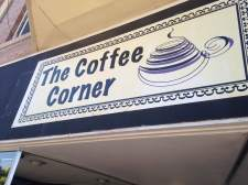 The Coffee Corner 125 West Washington Street, Washington, Iowa.