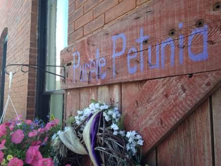 The Purple Petunia 219 West Main Street