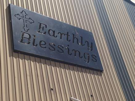 Earthly Blessings 116 East Washington Street, Washington, Iowa