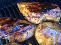Sweet Chili Glazed Chicken w/ Peace Tree Blonde Fatale