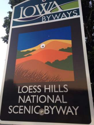The historic Loess Hills are awaiting the RAGBRAI invasion of Western Iowa. Team Goodvin hits the trail.