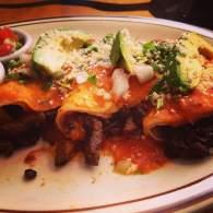 Tacos El Carbon at El Sol in Solon, IA.