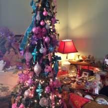 A Christmas tree for all seasons.