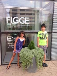 Figge Art Museum 225 West 2nd Stree, Davenport, Iowa.