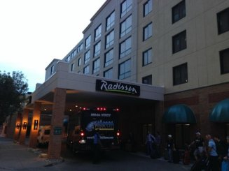 Radisson-Quad City Plaza 111 East 2nd Street, Davenport, Iowa