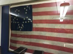 Battle of Vicksburg Union flag.