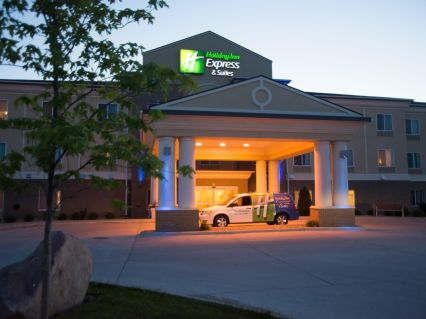 Photo from the Holiday Inn Express-Northwood Website