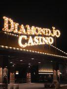Diamond Jo Casino in Northwood, Iowa.