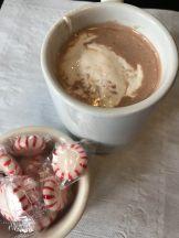 Hot Cocoa in Burlington, Iowa