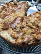 Uptown Ivy-Caramel Dutch Apple Pie-Burlington, Iowa