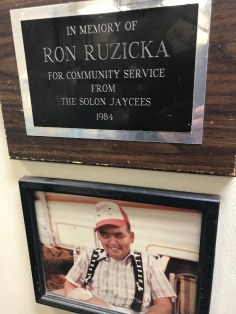 Ruzicka's in Solon, Iowa