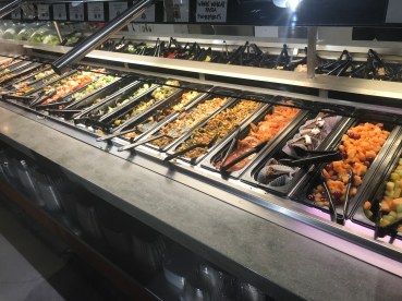 Outstanding Salad Bars Buffets Following Breaking Your New Years Beutiful Home Inspiration Aditmahrainfo