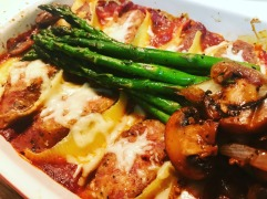 Italian Sausage from Bread Garden Maket & Bakery in Downtown Iowa City
