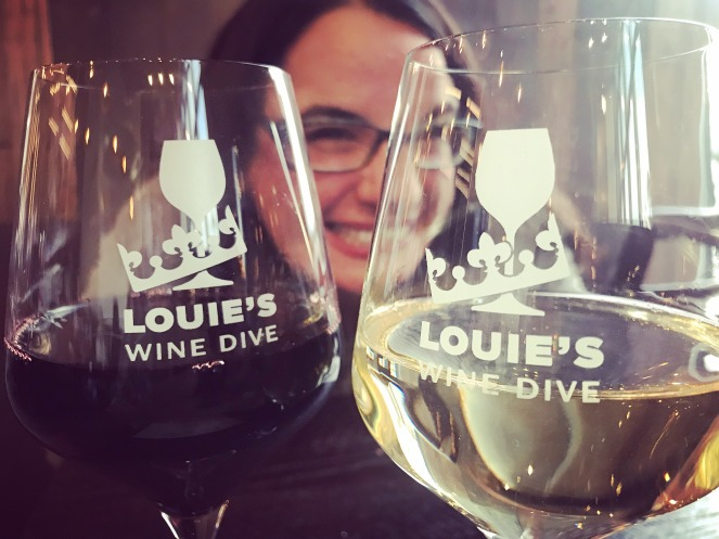 Louie's Wine Dive-Coralville