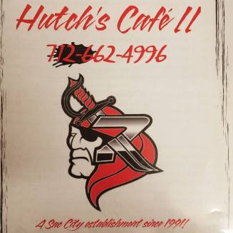Picture from Hutch's Facebook page.